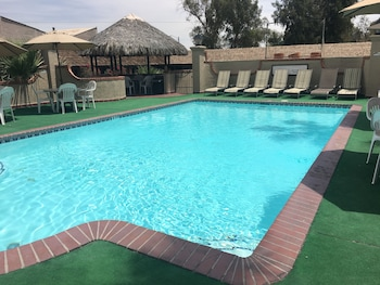 Foto del Hotel Siesta Real en Mexicali