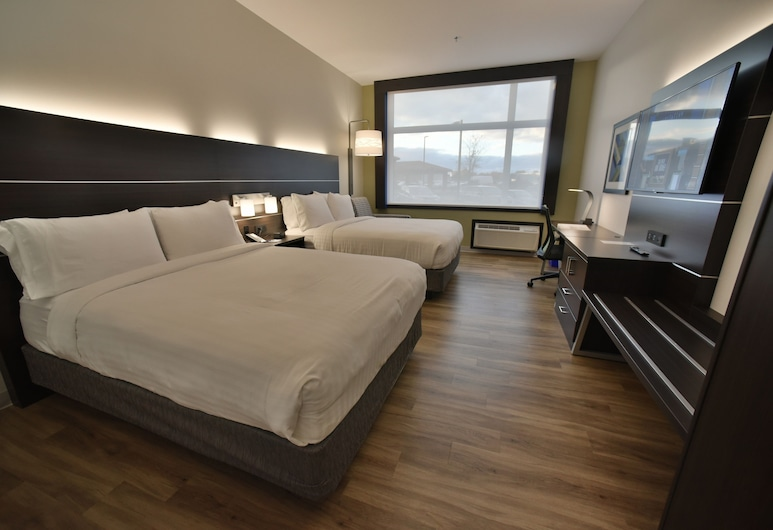 Holiday Inn Express & Suites - Gatineau - Ottawa, Gatineau, Room, 2 Queen Beds, Non Smoking, Guest Room