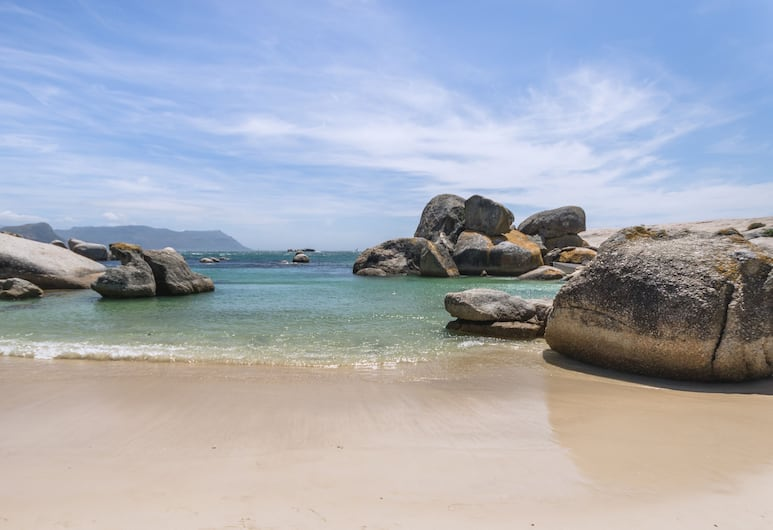 Boulders Beach Lodge And Resta, Cape Town, Pogled iz hotela