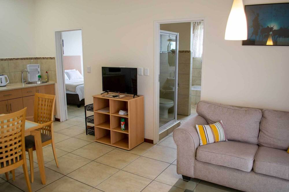 Premium Apartment, 1 Bedroom - Ruang Tamu