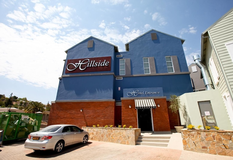 Tenbergen Pension Hotel, Windhoek