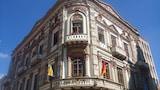 Sélectionnez cet hôtel quartier  Cuenca, Équateur (réservation en ligne)
