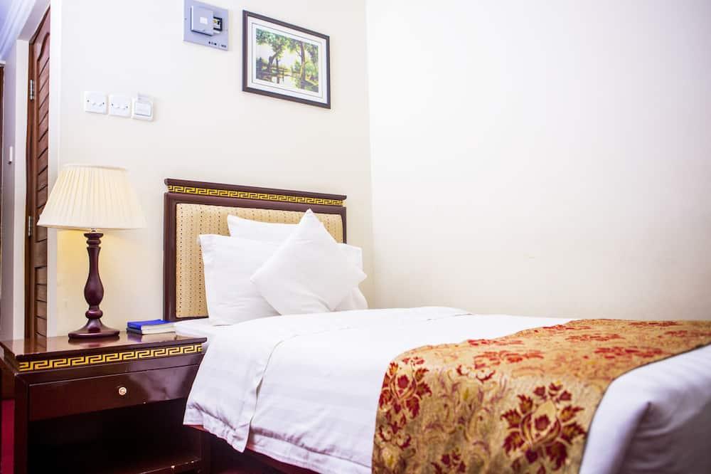Pokój dla 1 osoby standardowy, Łóżko pojedyncze, widok na wzgórze - Salon