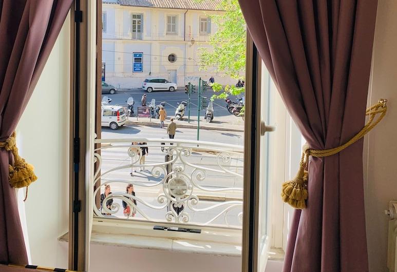 Trastevere Royal Suite, Roma, Suite Exclusive, vista città, Vista dalla camera