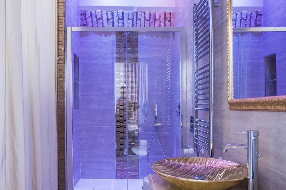 익스클루시브 스위트, 시내 전망 - 욕실