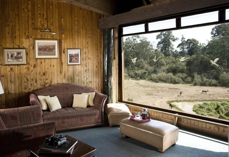 Serena Mountain Lodge, Nyeri, Peauks