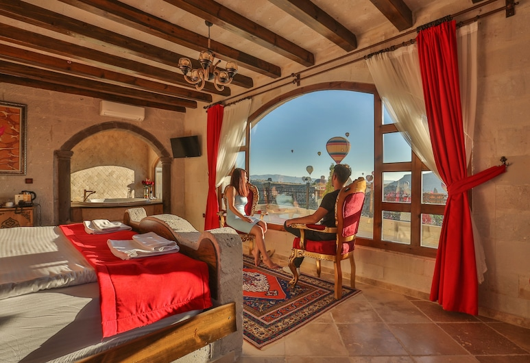 Cappadocia Inn Hotel, Nevsehir, Panoramic King Stone, Gästrum