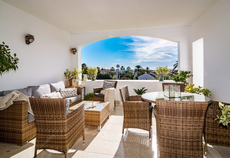 Apartment Malambo - Roomservice, Marbella, Terraza o patio