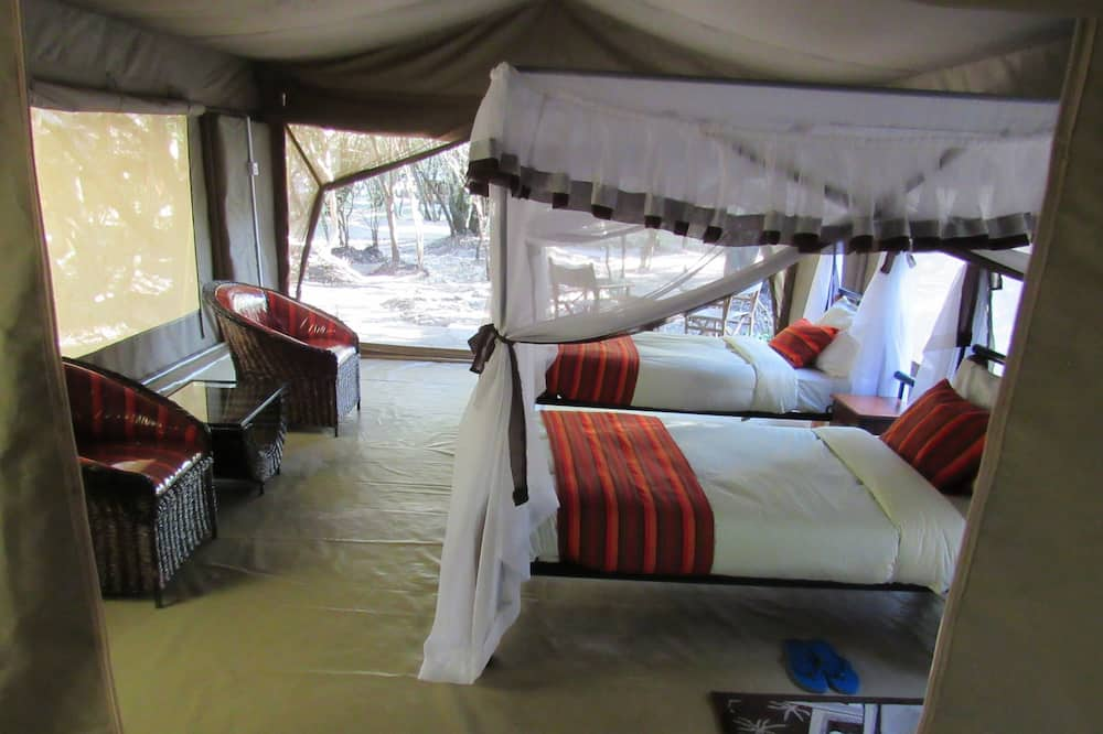 Deluxe Twin Room, 2 Twin Beds - Balcony View