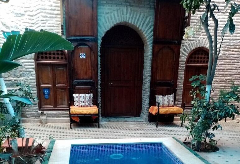 里亞德藏身酒店, 馬拉喀什