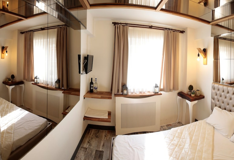 Hotel Cagla Pinar, Izmir, Exclusive Double Room, City View, Guest Room