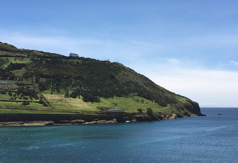 Porto Pim Bay, Horta, Paplūdimys