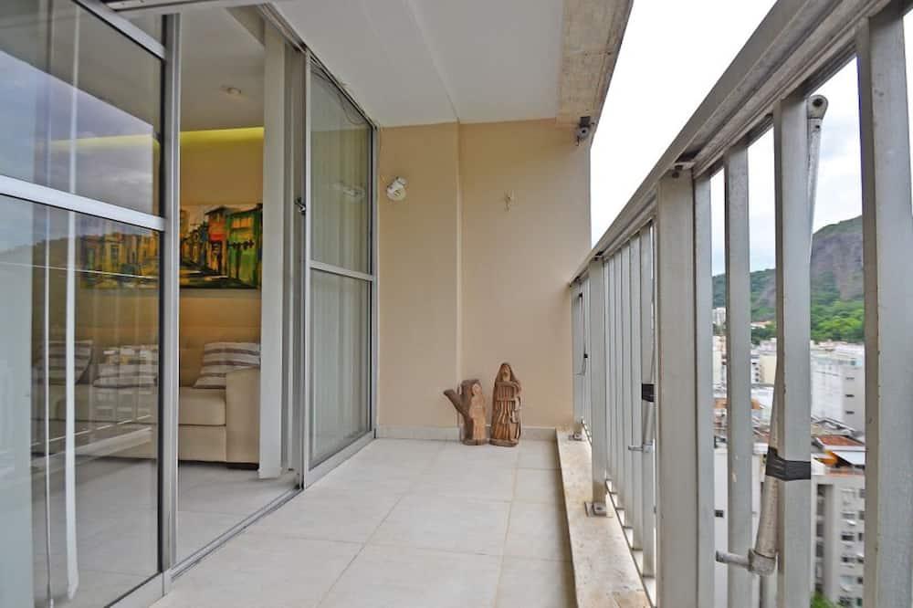 Comfort Apartment, 2 Bedrooms, Kitchen, Mountain View - Balcony