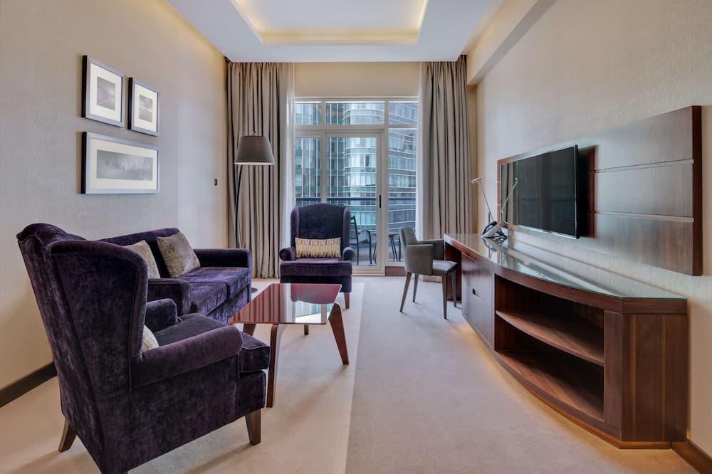 Junior Suite (Lounge Access) - Balcony