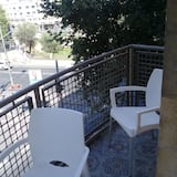Apartment, 2 Bedrooms, Kitchen - Balcony