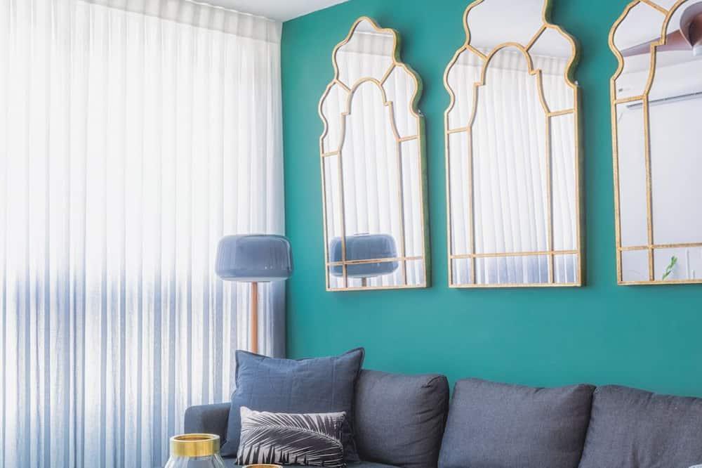 Superior Apart Daire, 2 Yatak Odası - Oturma Odası