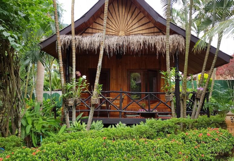 Thongbay Guesthouse Luang Prabang, Luang Prabang, Bungalow with Garden View , Hotellområde
