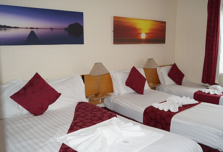 Gainsborough Hotel, Blackpool, Family Room (Deluxe ), Guest Room