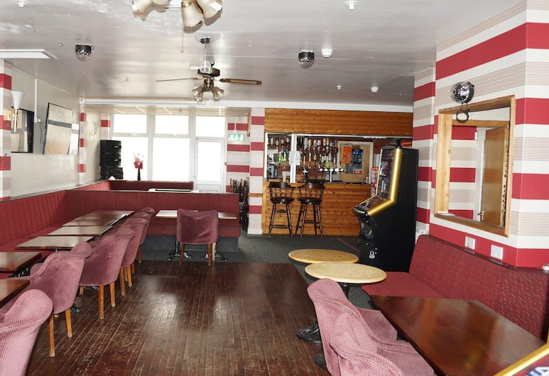 Gainsborough Hotel, Blackpool, Salón lounge del hotel
