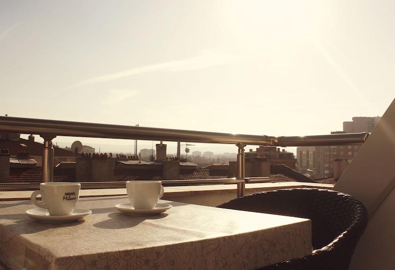Vip Suit, Ескішехір, Номер «Делюкс», з балконом, Балкон