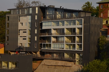 法爾巴拉索阿萊格雷瑟維斯塔萊格里閣樓酒店的圖片