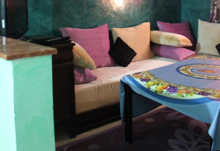 Residence Malak Ikamati, Dakhla, Basic-Apartment, Wohnbereich