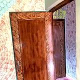 Detailná fotografia vnútorných priestorov