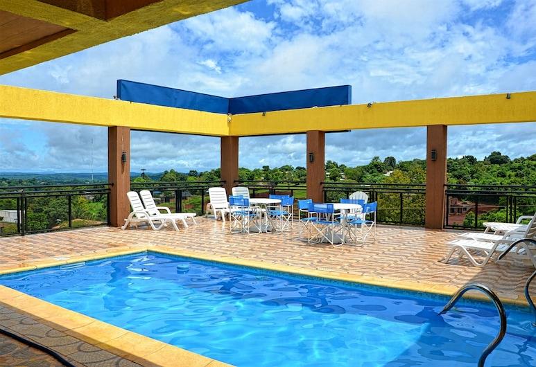 Azul Hotel & Spa, Oberá, Varanda