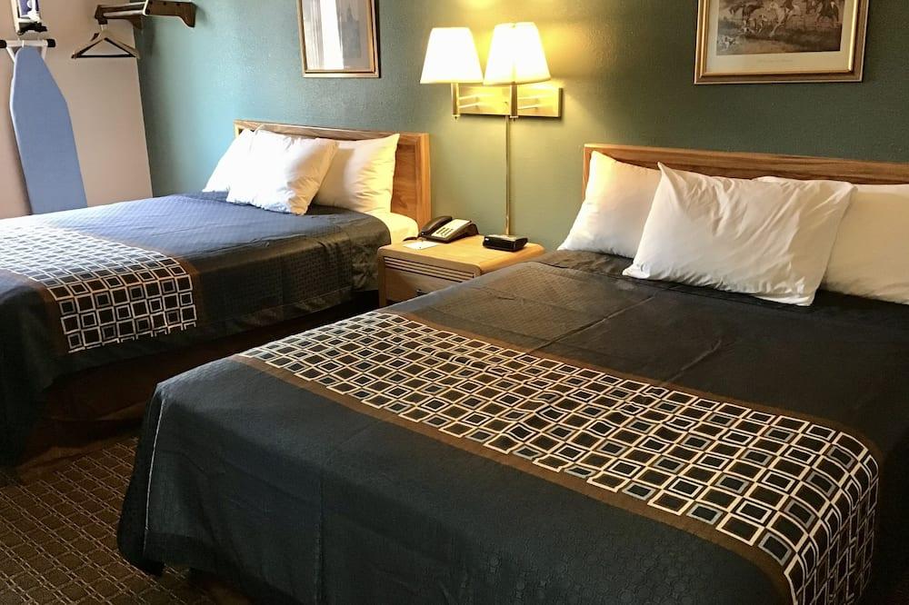 Kamer, 2 queensize bedden, niet-roken - Kamer
