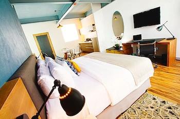 聖路易波托西斯馬特 EBH 套房酒店的圖片