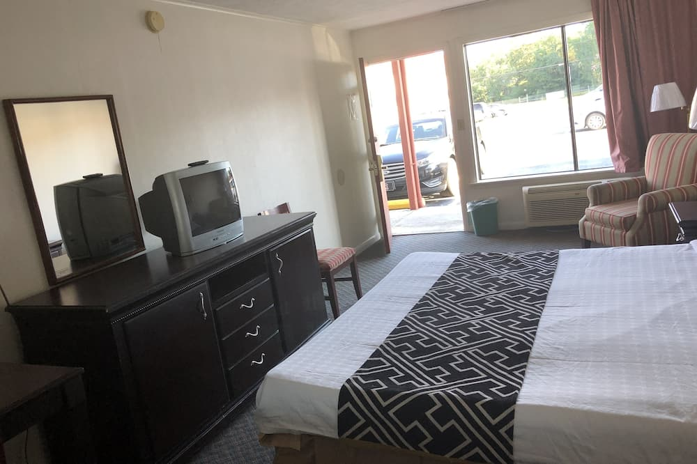 Habitación estándar, 2 camas dobles - Baño