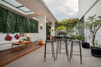 Foto van White Tree Residence in Jakarta