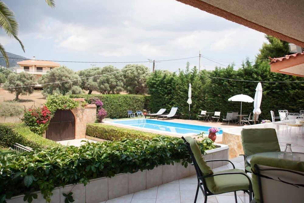 Luxury-Villa - Terrasse/Patio