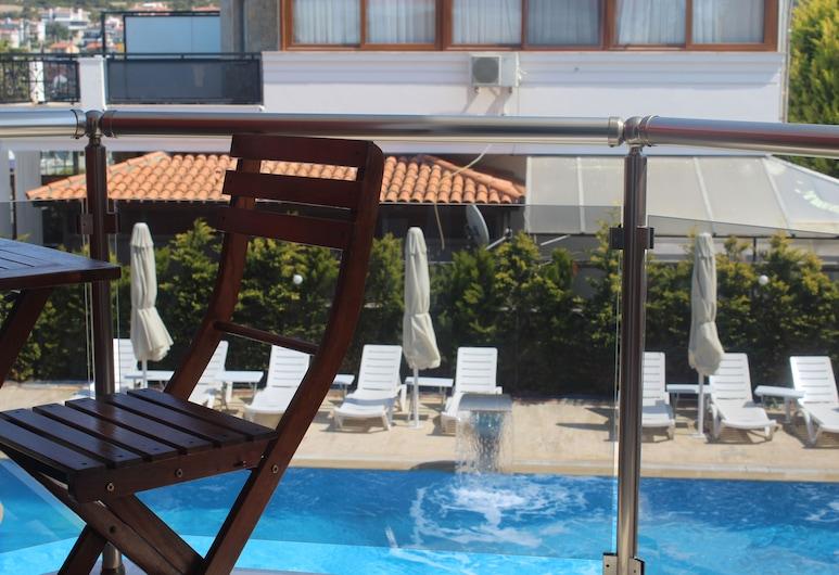 Cilek Butik Otel, Çeşme, Standard Üç Kişilik Oda, Balkon