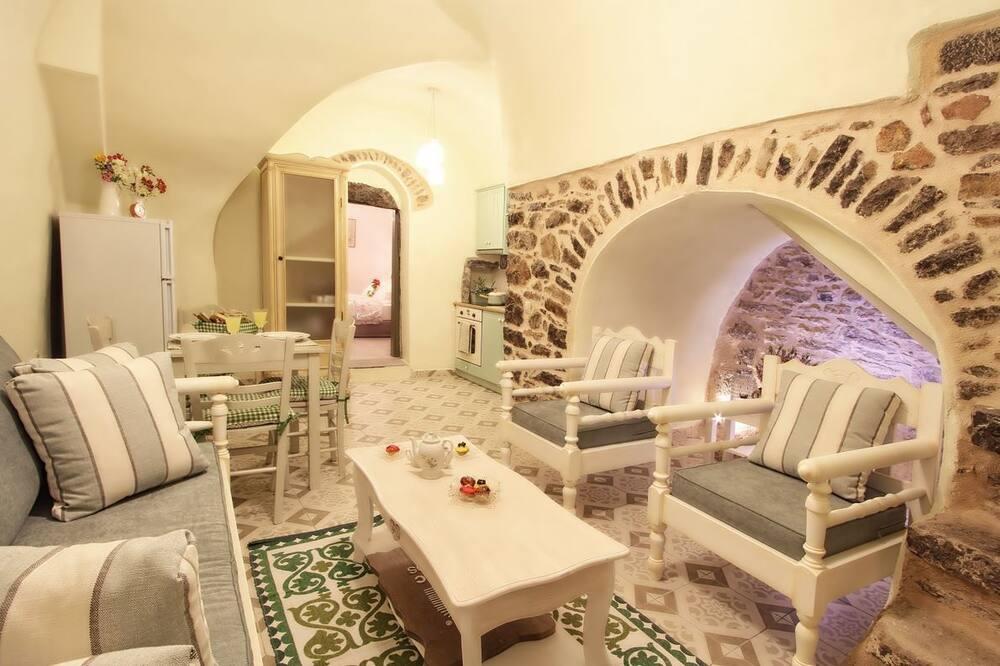 Suite familiar - Sala de estar