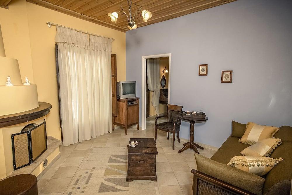 Σουίτα - Περιοχή καθιστικού