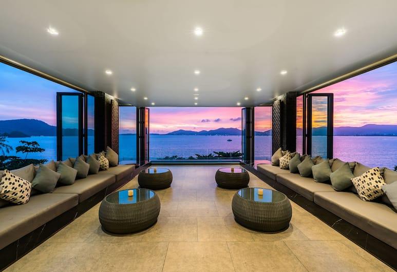 My Beach Resort Phuket, Wichit, Ruang Duduk Lobi