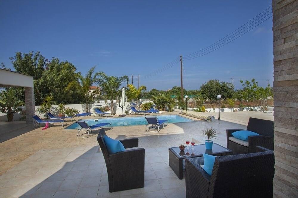Villa, 5 Bedrooms, Private Pool - Terrace/Patio