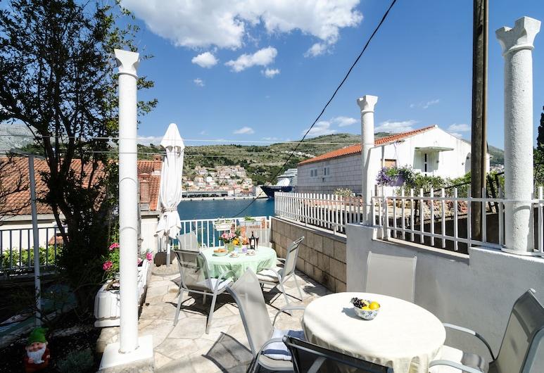 Guest House Cuk, Dubrovnik, Terraço/pátio