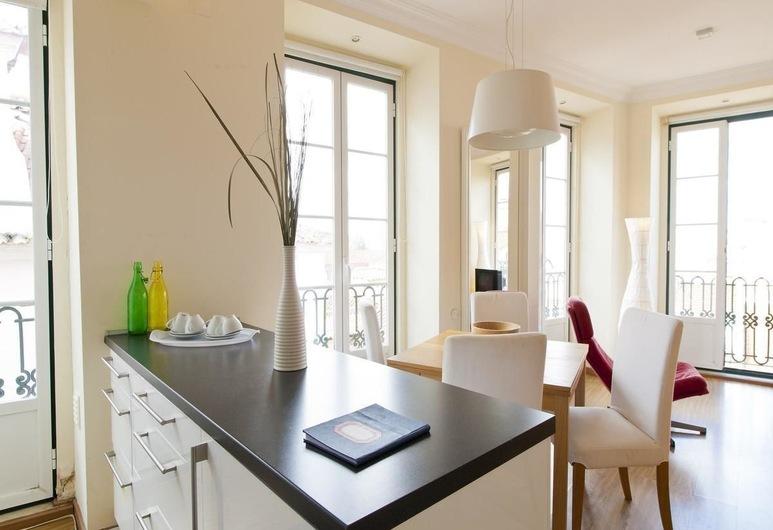 City Stays Chiado Apartments, Lisboa, Duplex, 2 soverom, Stue