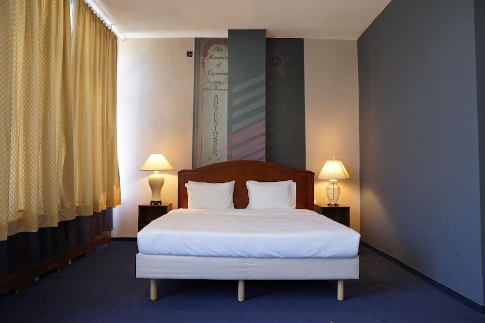Suite superior, 1 cama King size - Habitación