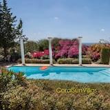 Biệt thự, 3 phòng ngủ, Hồ bơi riêng - Vườn