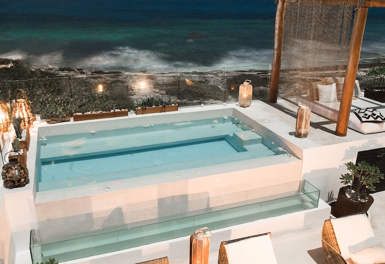Icaco Island Village - Adults Only, Isla Mujeres, Terrace/Patio