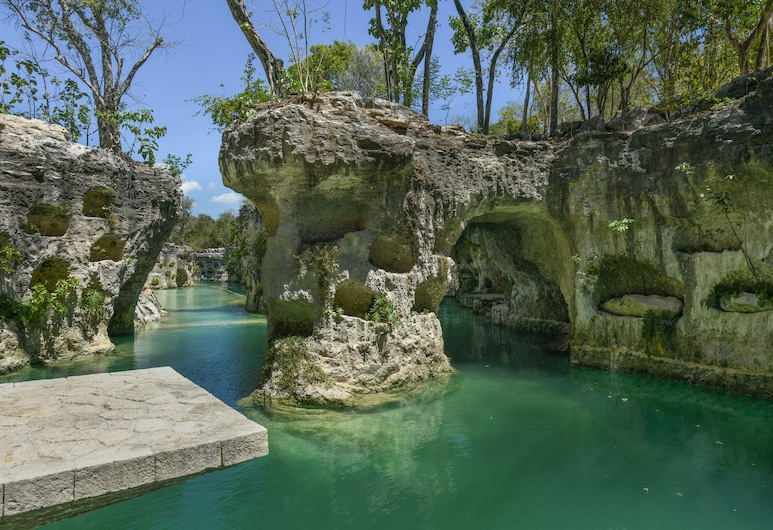 Hotel Xcaret Mexico - All Parks and Tours / All Fun Inclusive, פלאיה דל כרמן, Suite Ocean Front Family, נוף למים