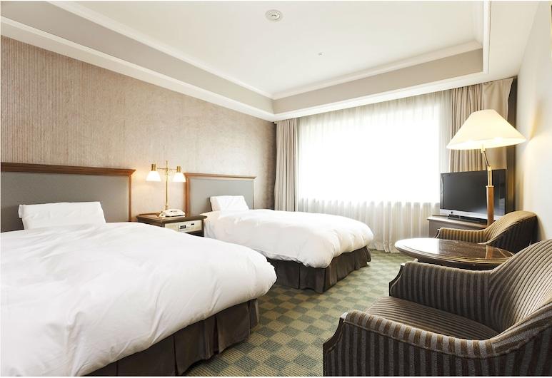 品川站京急 EX 酒店 (前品川站京急 EX Inn 酒店), 東京, 雙床房, 吸煙房 (Business Suite), 客房