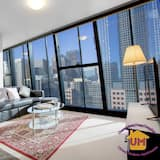 Appartamento Standard, 2 camere da letto, non fumatori - Area soggiorno