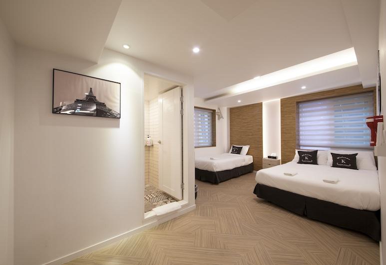 西面 1 號 K 旅館, 釜山
