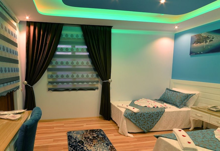 Kayi Hotel, Fethiye, Guest Room