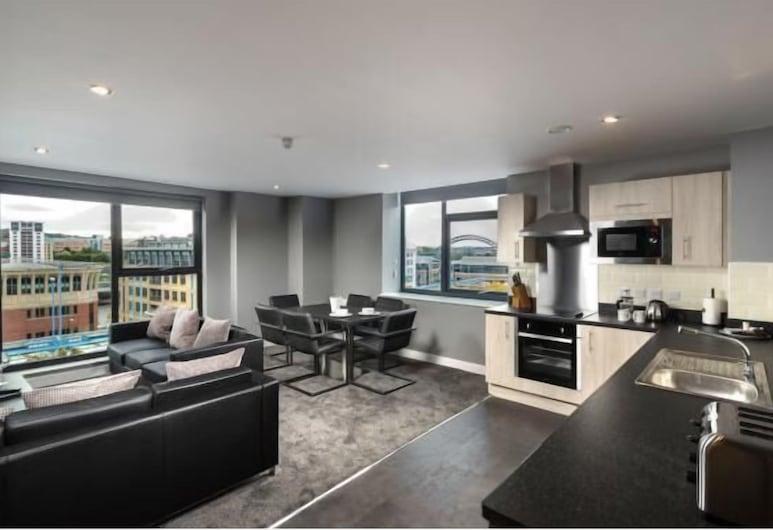 Dream Apartments Quayside, Newcastle-upon-Tyne