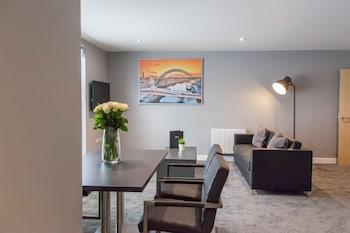Mynd af Dream Apartments Aerial House í Newcastle-upon-Tyne
